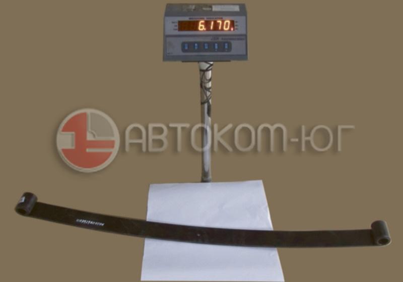 Лист задней рессоры №1 Фотон 1039 1103929500005-1