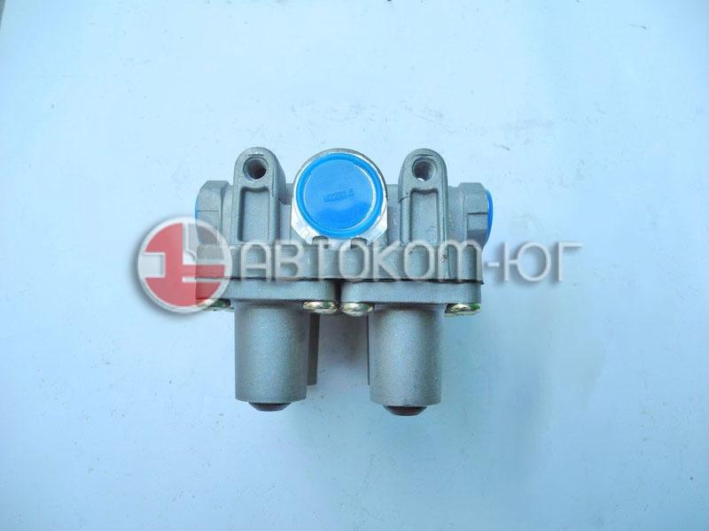 Клапан тормозной защитный 4-х контурный Фотон-1069 1106635615001