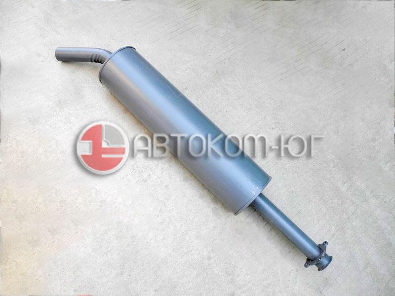 Глушитель (с длинной трубой) Фотон-1069 1106912000051