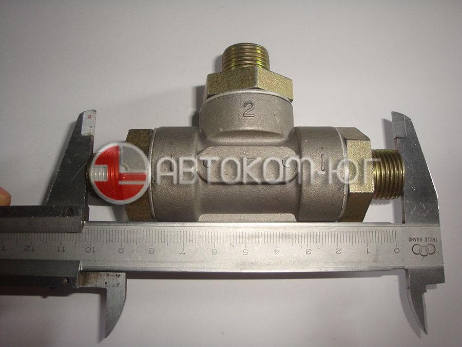 Клапан тормозной защитный 2-х контурный Фотон-1099 1108935600015