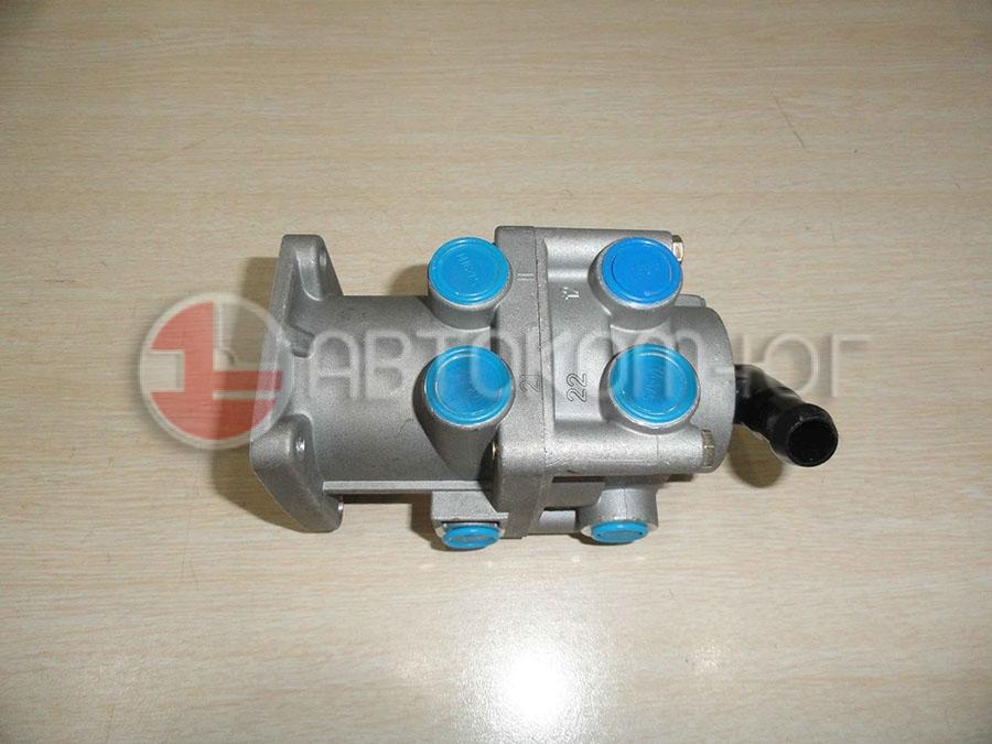 Кран тормозной подпедальный Фотон-1099 1417035500003