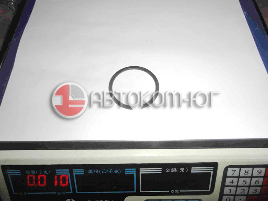 Кольцо стопорное подшипника 4-ой передачи Фотон-1099 1701373-11