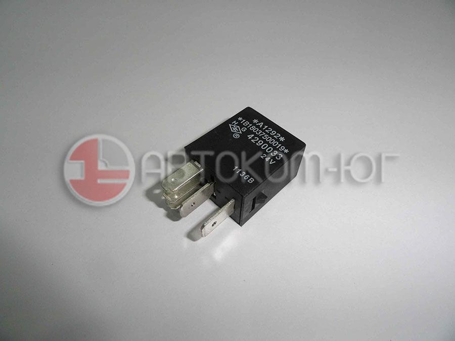 Реле отопителя 5-ти контактное 24V Фотон-1069 1B18037500019