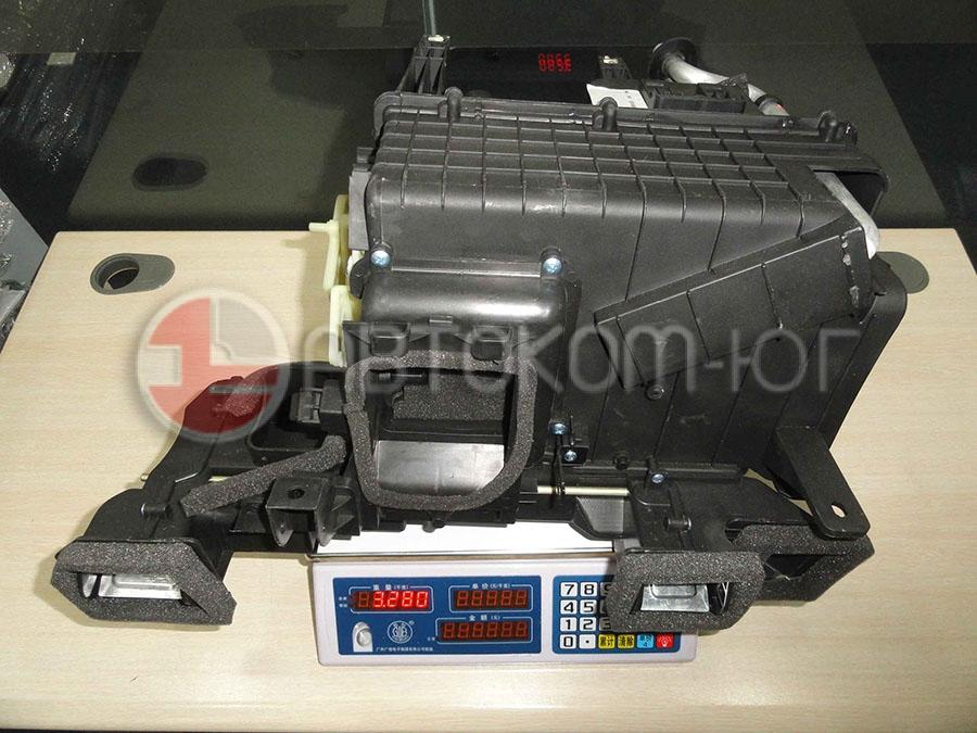 Отопитель кабины Фотон Перкинс-1049/1069 с радиатором 1B18081100013