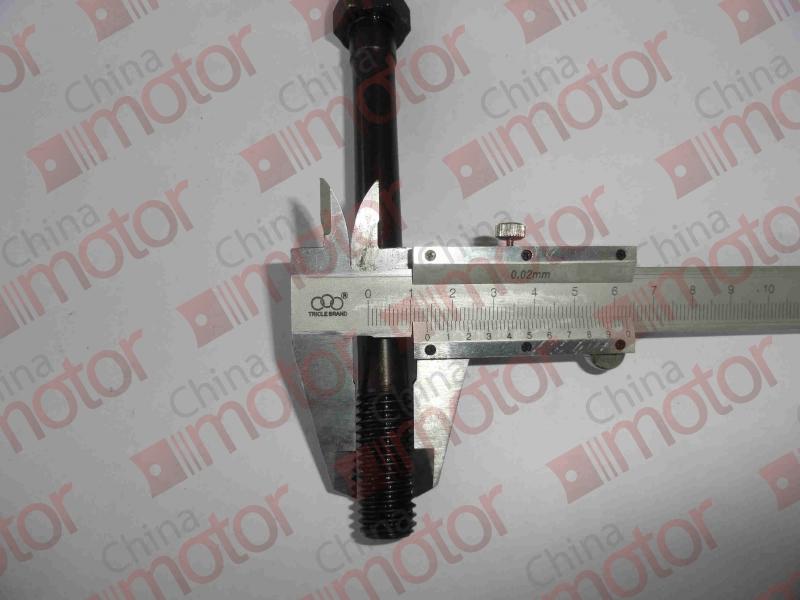 Болт ГБЦ Фотон-1089 короткий (резьбыД=14мм. Длина=149мм. Дл.резьбы=34мм. под ключ=21мм.) 1003047-001-0000