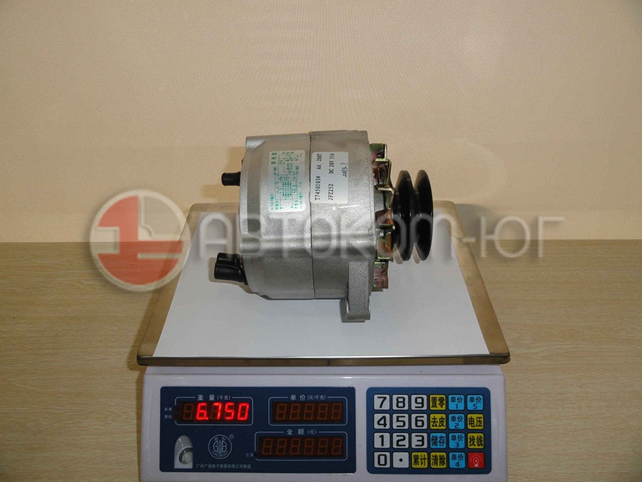 Генератор Фотон-1138 28V 55A T74501034