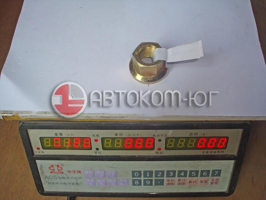 Гайка колеса Фотон-1069/1099 М20 ключ30 Q30020 ( 20mm)