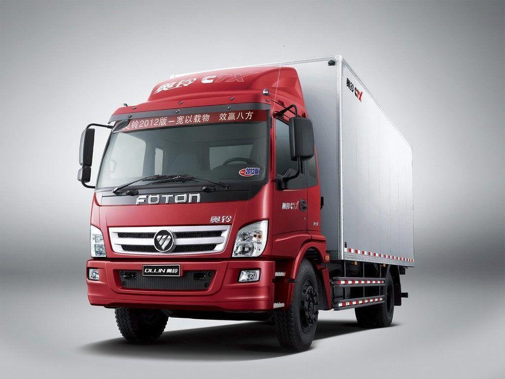 Наиболее частые проблемы по электрике грузовиков Фотон (Foton)